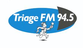 Logo de Radio Triage
