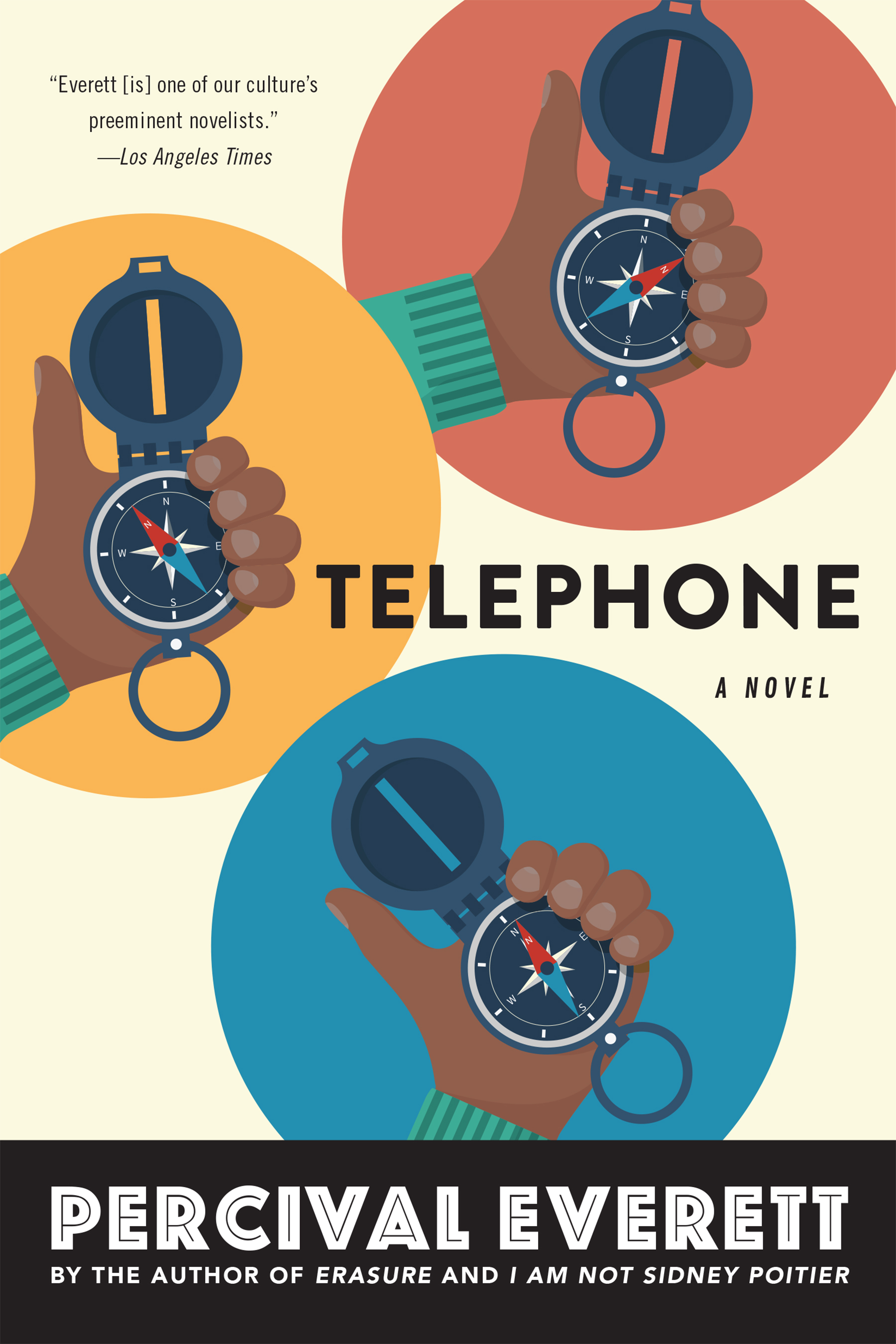 Telephone - Percival Everett - Éditions Graywolf Press