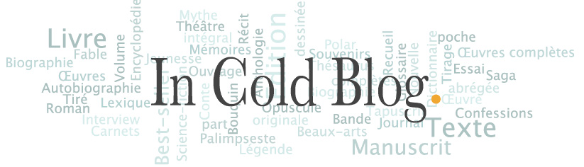 Logo du site In Cold Blog